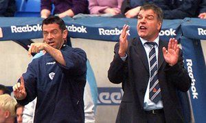 Sam Allardyce wont copy Spain or France. His message is: stay true to yourself