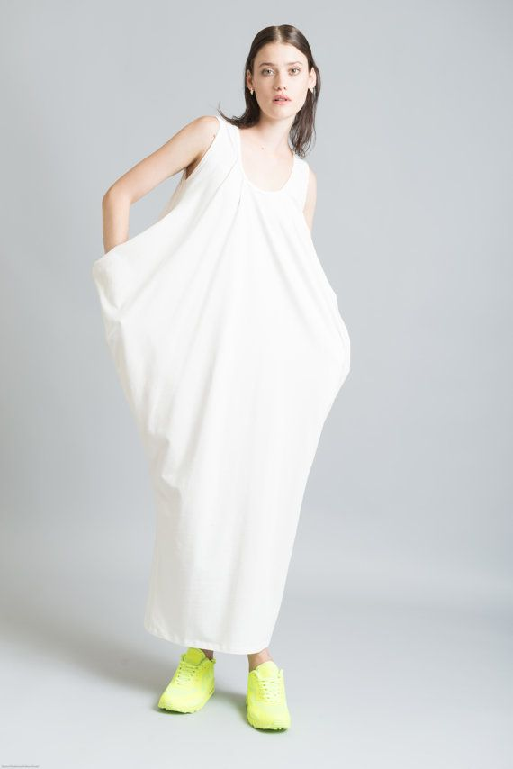 NEW Long Maxi Kaftan Dress / Casual Dress / Party by marcellamoda