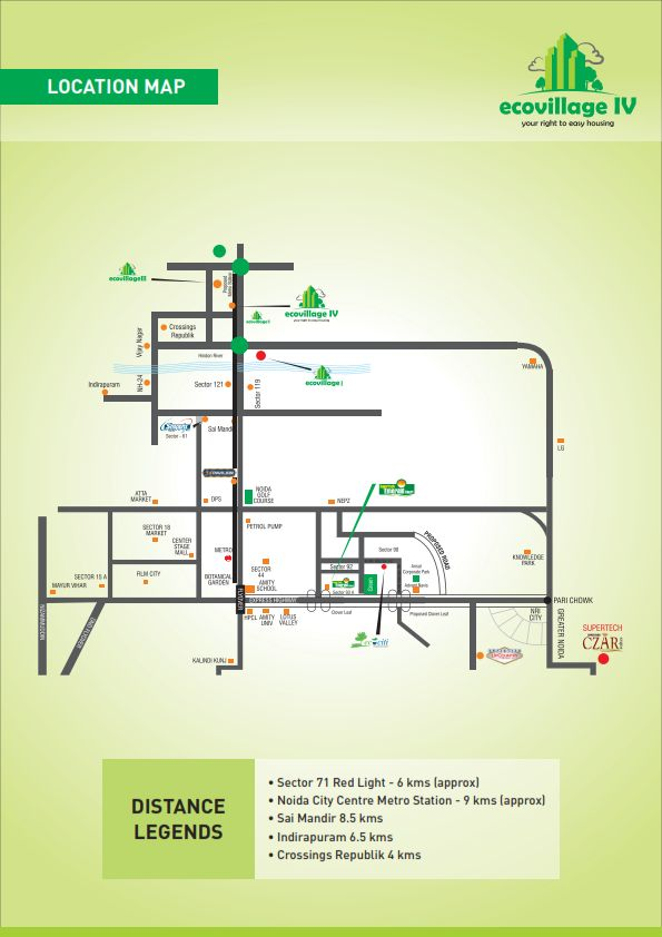 Supertech Eco Village 4 Noida amplification is the tremendous spot with the present day approach. Separated from vital offices the organization conveys the sumptuous solaces to carry on with an astronomical lifestyle.
