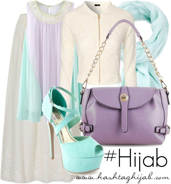 Hashtag Hijab Outfit #378