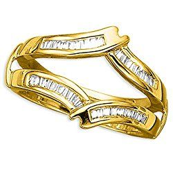 diamond ring guard - Wedding Ring Guards