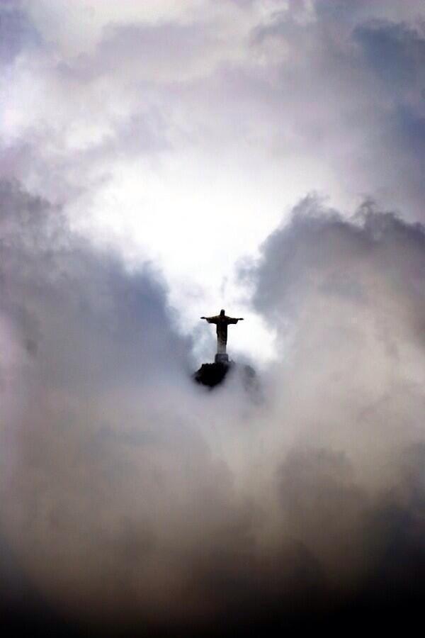 Brésil - Corcovado.