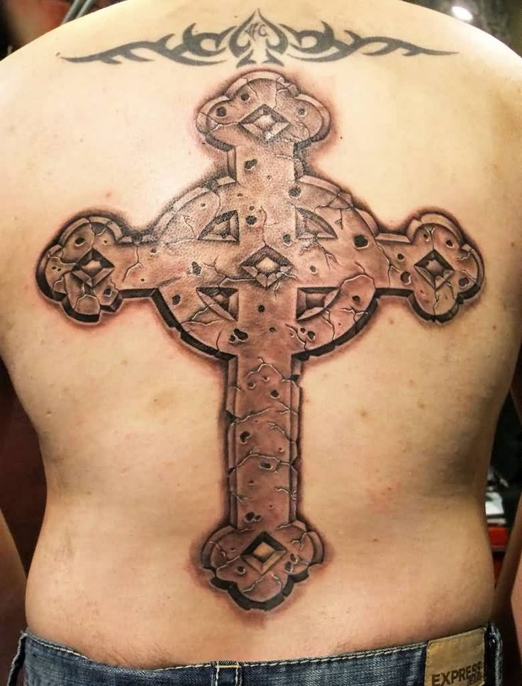 35 best stone cross tattoo images on pinterest arm band tattoo arm tattoo and arm tattoos. Black Bedroom Furniture Sets. Home Design Ideas