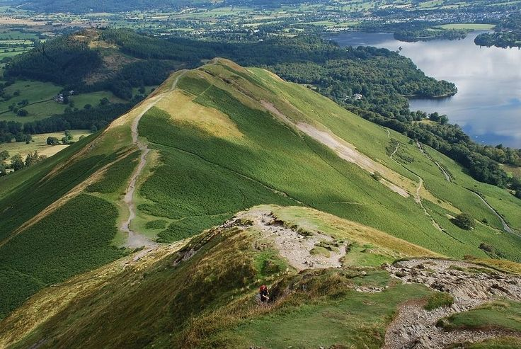 Wainwright Routes - Catbells Route One