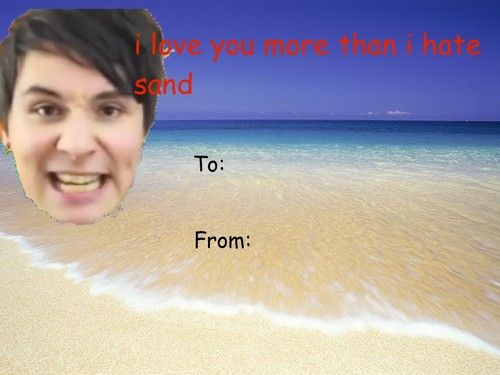 amazingphil valentine's day video link