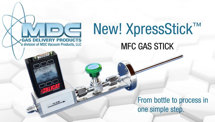 The new XpressStick™ MFC Gas Stick is the missing link between pressurized gas & your vacuum chamber: http://www.mdcvacuum.com/DisplayProductContent.aspx?d=MDC&p=m.g.5.1.1 #MFC #GasStick #GasDelivery #MDCVacuum #MassFlow #MassFlowControl #UHPGasStick #MassFlowController #FlowControl #GasFlow #GasFlowControl #vacuumtech #vacuumchamber #vacuumtechnology #ALD #atomiclayerdeposition #coating #thinfilm #semiconductor #physics #physicsresearch #highvacuum #UHVChamber