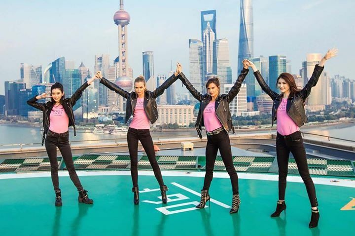 The #VictoriasSecret Fashion Show 2017 is coming to Shanghai and we can't wait for what's in store.