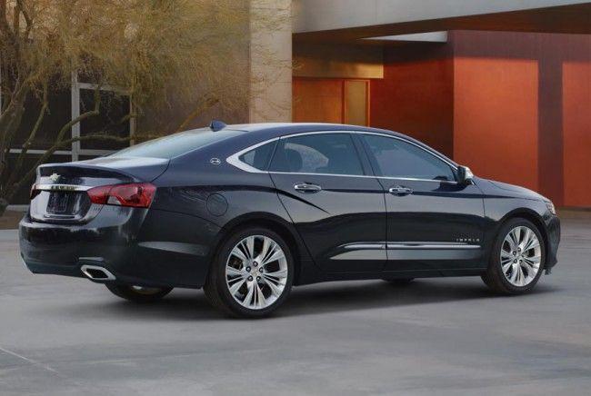 Novo Chevrolet Impala 2014