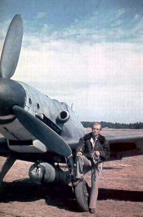 BF 109 G-6, W-0 21, Lt. Paul Bélaváry, 1013. Vadászszázad, June 1944 in Veszprém.