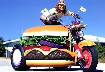Hamburger Harley.