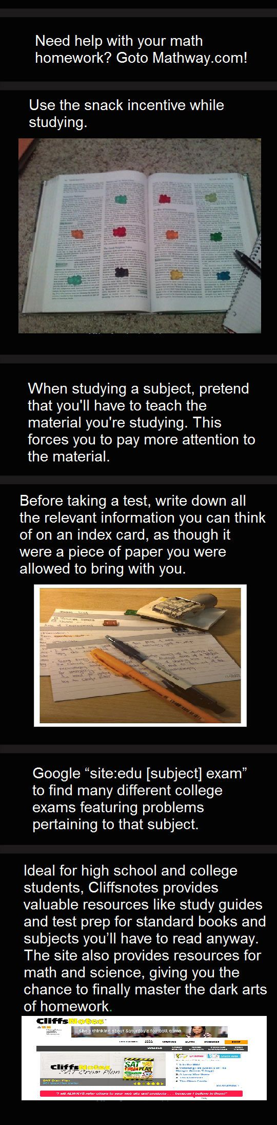 How To Study For Winning