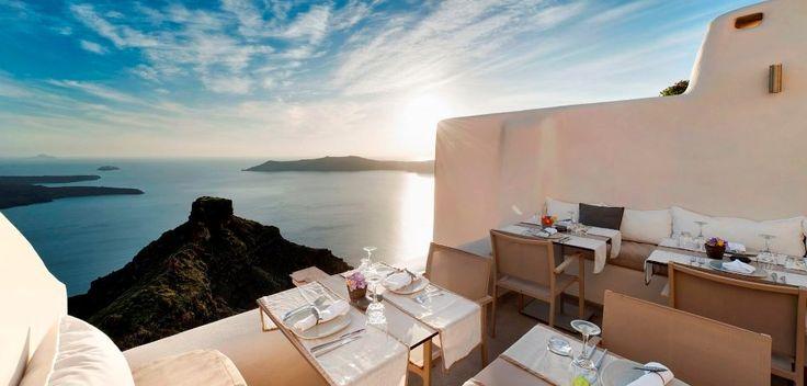 Kapari Wine Restaurant - Kapari Natural Resort, Imerovigli, Santorini, Greece