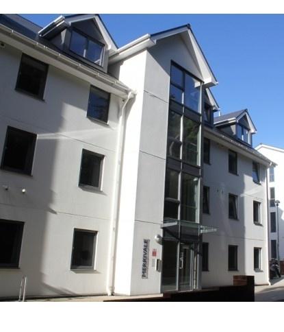 Marley flexibility facilitates rainwater management for University of Exeter student flats