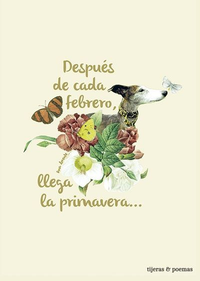 Collage Febrero by Tijeras y Poemas (Ana Lorente).  #collage #tijerasypoemas