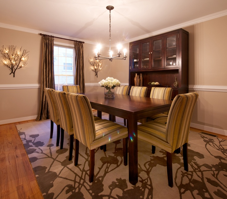 19 best dining room paint ideas images on pinterest for Neutral dining room paint colors