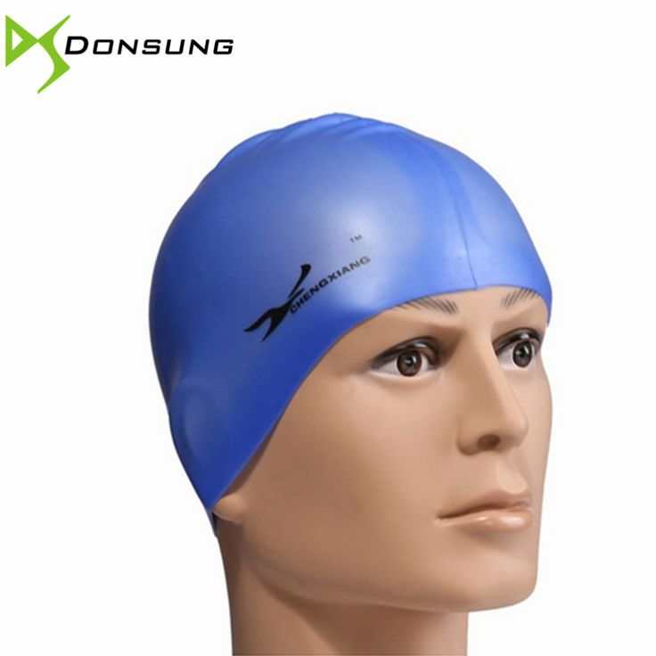 Ultra Premium Waterproof Silicone Swim Cap Great Comfortable Fit for Long and Short Hair For Men and Women Adults swimming cap