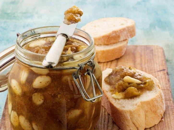 ricetta marmellata confettura-di-fichi-e-mandorle