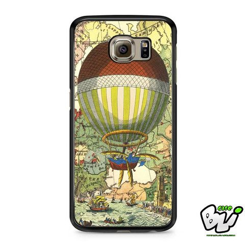 Hot Air Balloon Classic Samsung Galaxy S7 Case