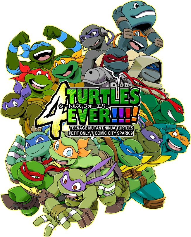 tmnt forever - Google Search