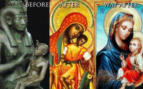 ПАСХА, КУЛИЧ-ФАЛЛОС, ОСИРИС-ХРИСТОС И МАДОННА-ИСИДА? | Интересные новости