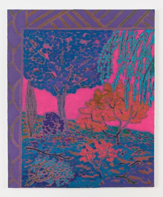 John McAllister, 'bear your blazing,' 2015, Carl Freedman Gallery