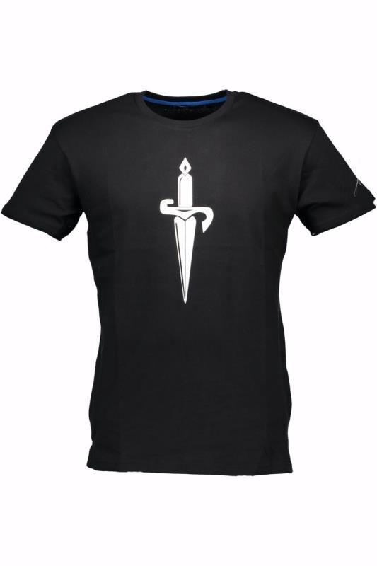 T-Shirt Uomo Cesare Paciotti (BO-CP06TS) colore Nero