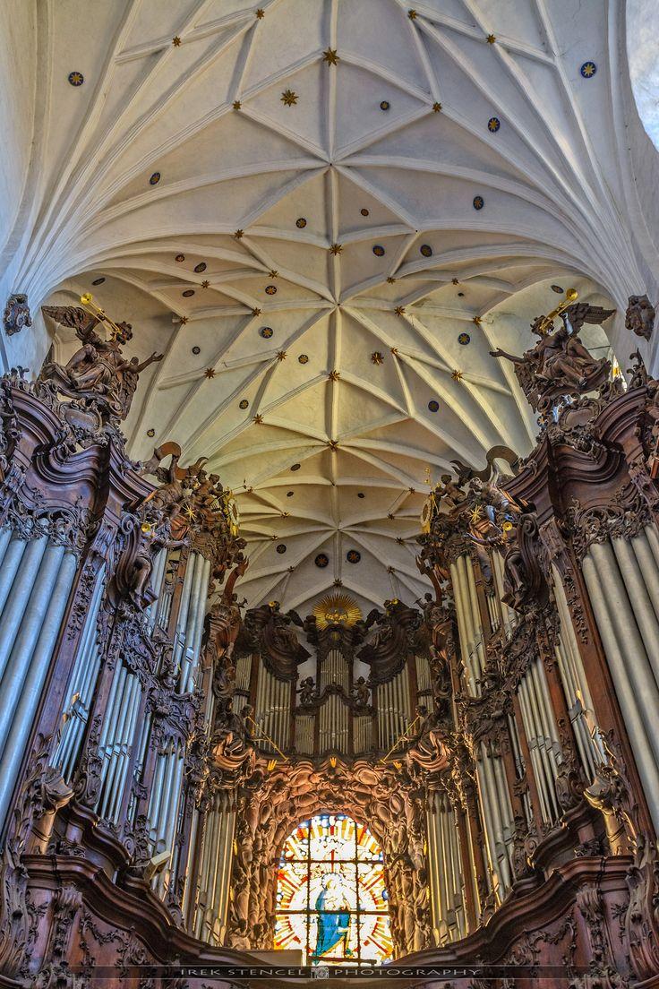 Oliwa Cathedral - © Irek Stencel / Gdańsk, Poland