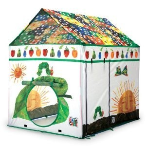 "Pacific Play Tents ""Very Hungry Caterpillar"" House Tent New Tunnels Tents Play"
