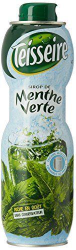 Teisseire Sirop de Menthe Verte 75 cl: Cet article Teisseire Sirop de Menthe Verte 75 cl est apparu en premier sur Epicerie au meilleur…