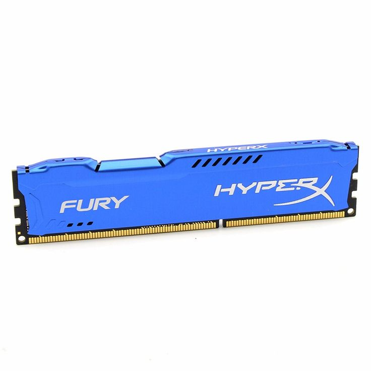 Kingston DDR3 HyperX New FURY Memoria Memory DIMM DDR3 4GB 8GB 1866MHz RAM CL10 1.5V Single DDR3 For Desktop PC Gaming ValueRAM