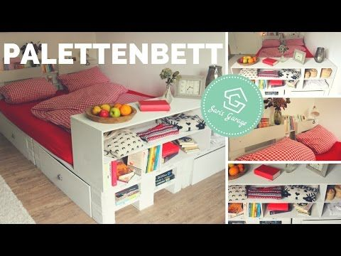 17 best ideas about bett aus europaletten on pinterest selber bauen kinderbett m bel aus. Black Bedroom Furniture Sets. Home Design Ideas