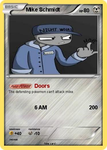 My pokemon card | FNAF pokemon CARDS | Pinterest | My ...