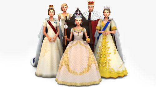 Coronation Pack
