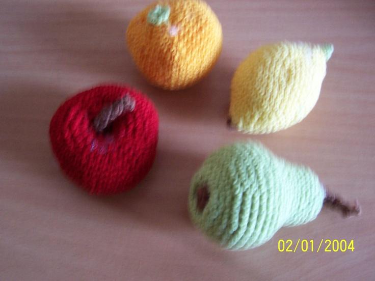 fructe crosetate