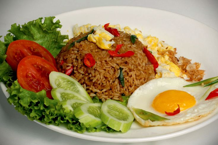 Nasi Goreng, the renowned Indonesian Fried Rice, is one of the favorite dishes of current American President , Barack Obama.