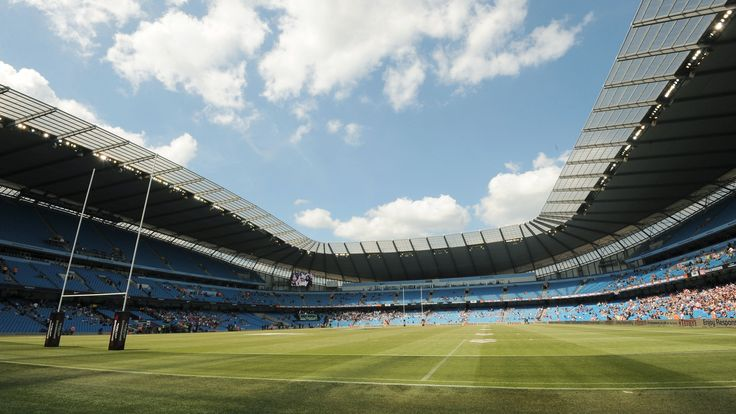 Rugby World Cup venue guide: City of Manchester Stadium