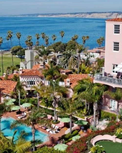 La Valencia Hotel - La Jolla, California #Jetsetter
