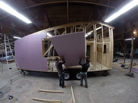 !!!! SHEDsistence Construction Time Lapse Video