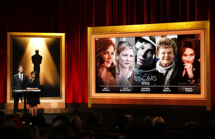 Oscar nominations 2014: The complete list