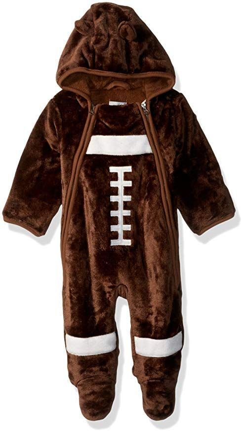 The Children s Place Baby Football Sport Bunting Suit 168ae8d3f