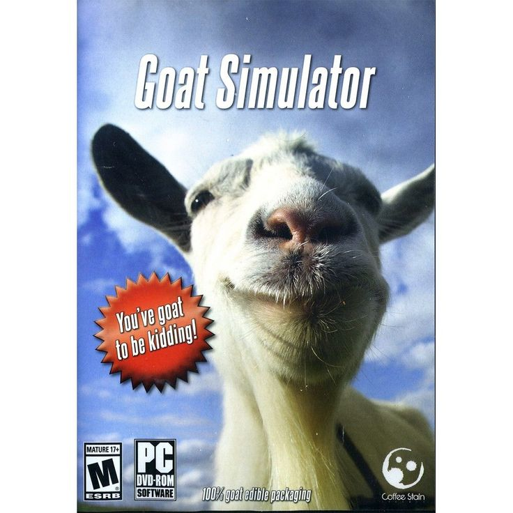 Goat Simulator (PC Games)
