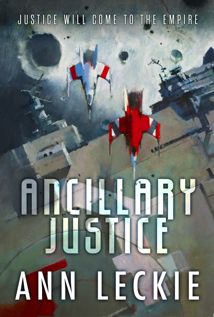 "Ann Leckie's ""Imperial Radch"" novels: Ancillary Justice (book #1) and Ancillary Sword (book #2)."