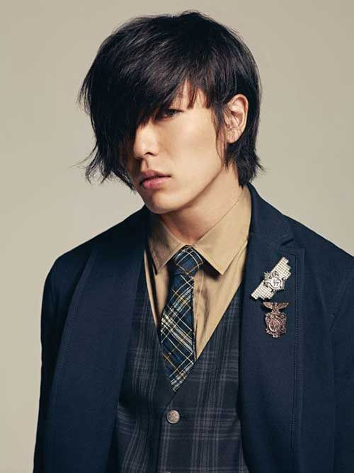 Cool Cool Korean Hairstyles For Men
