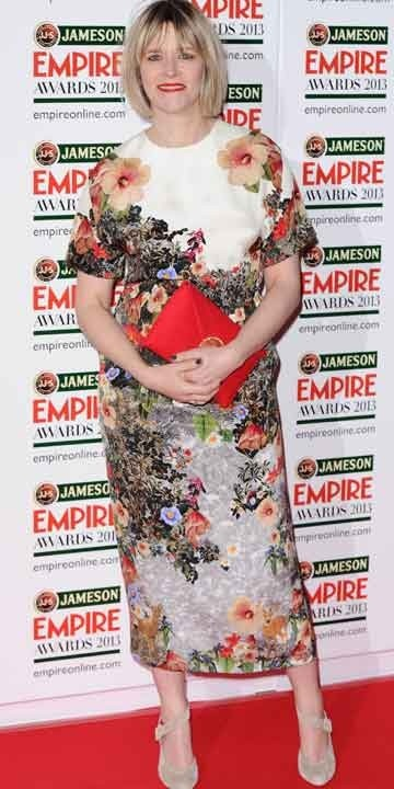 edith bowman turing into her mum..