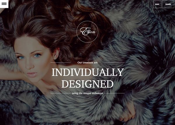 27 Fresh Interactive Web Design Examples - 21