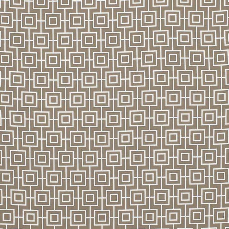 Warwick Fabrics : BONDI, Colour STONE