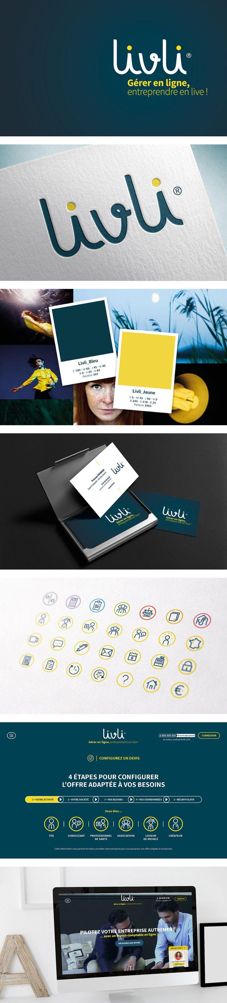 MOSWO | le privé | Livli | Soregor | identité | logotype | signature | identité visuelle | pictogrammes | typo