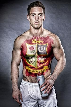 New Found Love for George North after watching Lions 2013 DVD