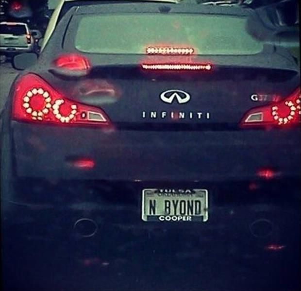 Cool License Plate !!!!!! Dump A Day Funny Pictures Of The
