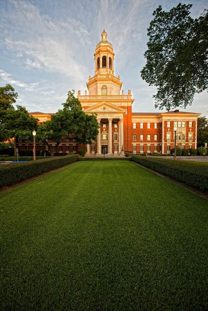 20 Beautiful Photos of the Baylor Campus